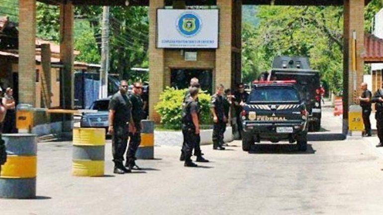 Los jugadores fueron detenidos tras una pelea en Río de Janeiro.