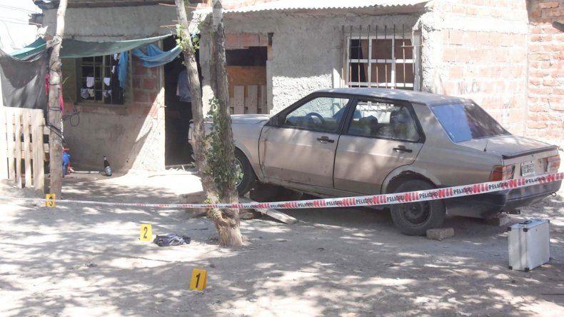 Los peritos recogieron distintas pruebas de la casa de Poliansky y Ahumada