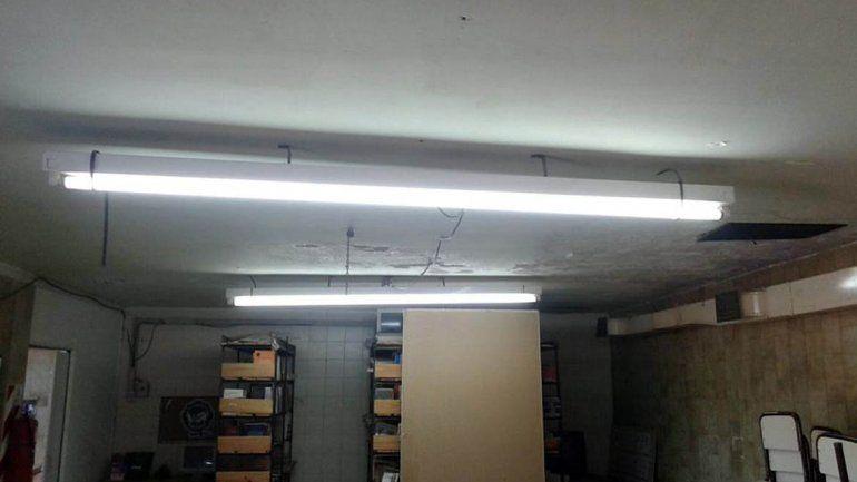 Suspendieron las clases en el CPEM 88 por problemas edilicios