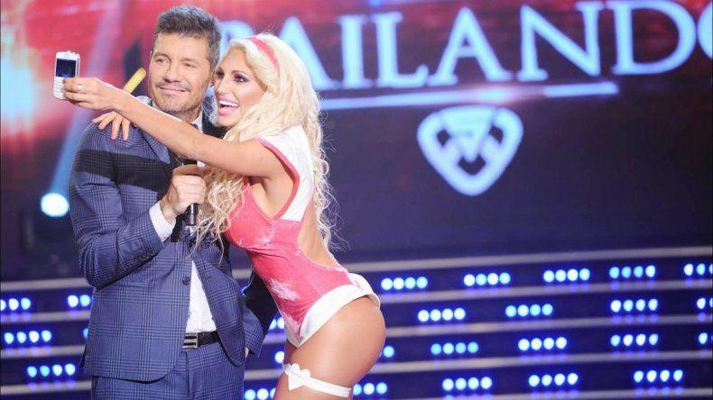 Marcelo Tinelli aseguró querer tenerlo en su certamen de baile
