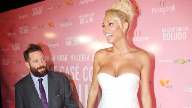 Vicky Xipolitakis y José Ottavis.
