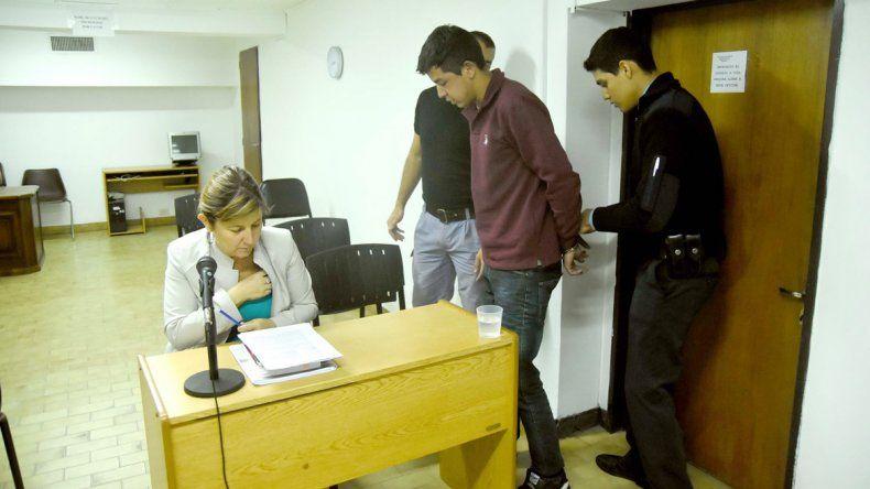 A Ilabaca Beloso le impusieron cuatro meses de prisión preventiva.