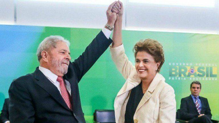 Lula juró como ministro, pero un juez suspendió la designación