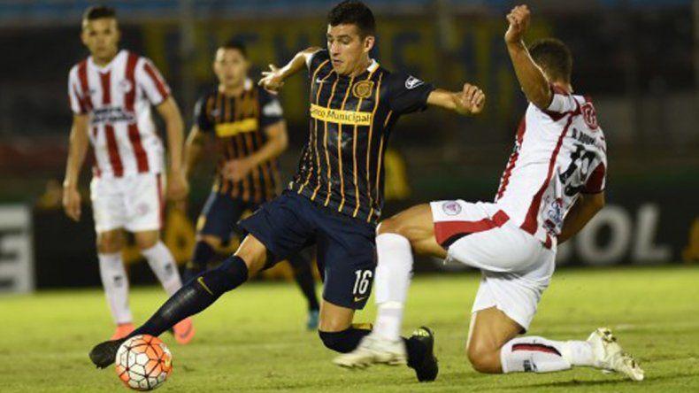 Rosario lo dio vuelta y venció 3 a 1 a River de Uruguay