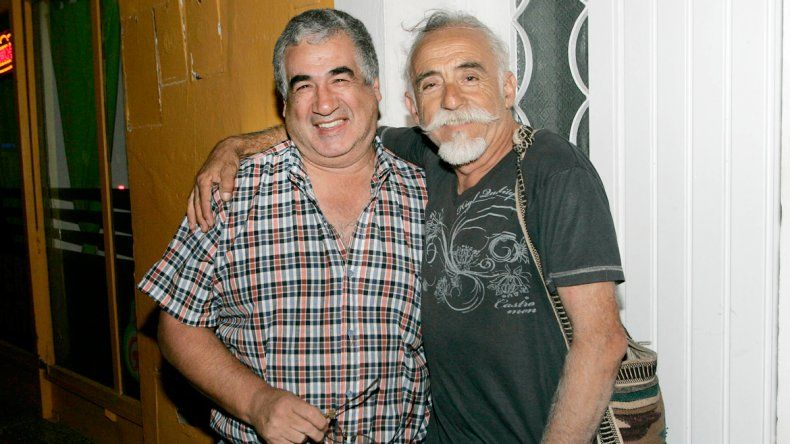 Gerardo (a la derecha) y Luis
