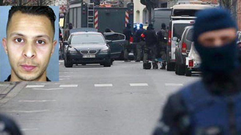 Detuvieron en Bruselas al ideólogo de los atentados de París