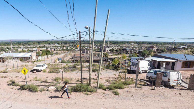 Pasa el tiempo y una parte de Valentina Norte Rural aún aguarda el servicio de electricidad: son unas 200 familias.