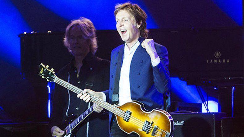 La última actuación de McCartney fue en 2010 en el estadio River Plate.