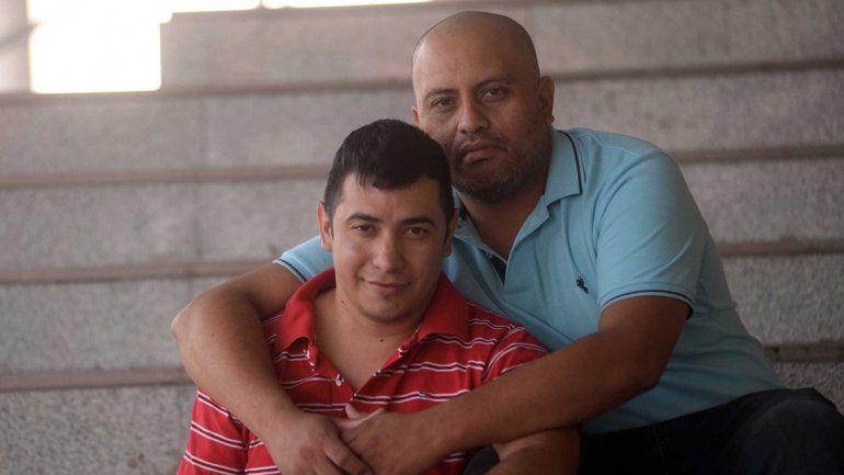 Marco y Daniel se casaron en febrero de 2011 y desde entonces supieron que querían ser padres.