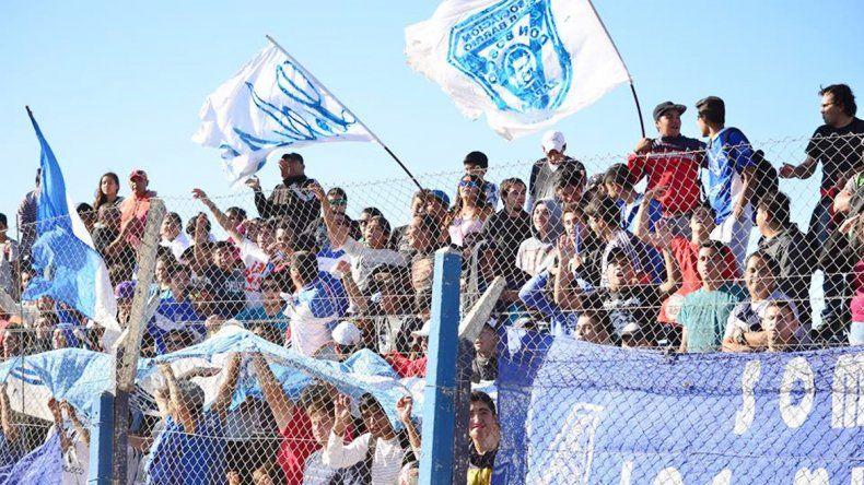 El equipo zapalino volvió al ruedo en la liga local tras un año desafectado y ahora apunta a regresar a primera.