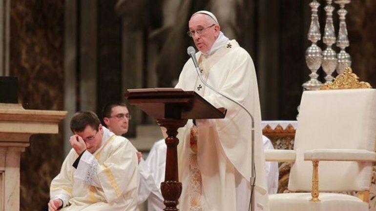 El Papa denuncia la indiferencia hacia los refugiados