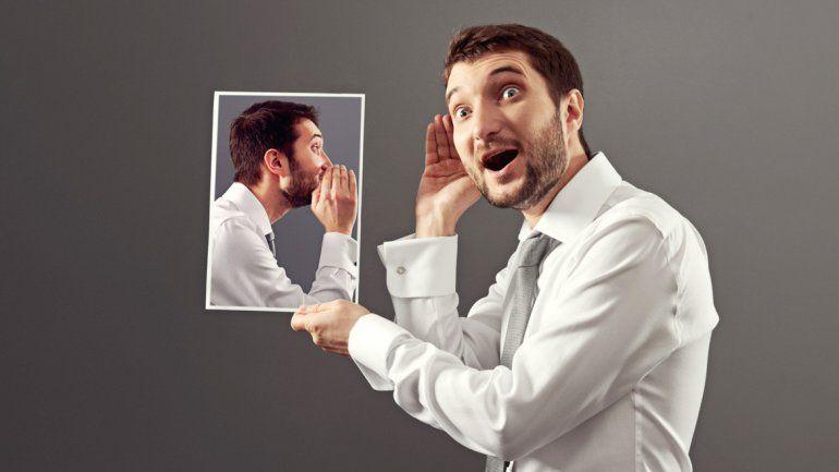 La mayoría de las personas dijo haber escuchado una voz interior y un gran porcentaje lo consideró algo normal.