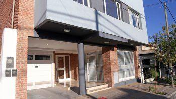 Los delincuentes accedieron al edificio sin violentar la puerta de entrada.