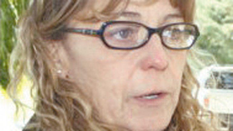 La funcionaria reivindicó el proyecto de ley de paritaria pedagógica.
