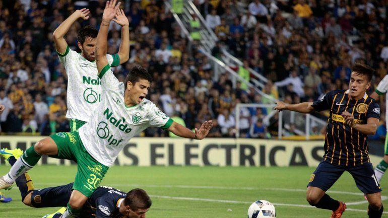 Central se aprovechó de Sarmiento y le ganó por 1 a 0