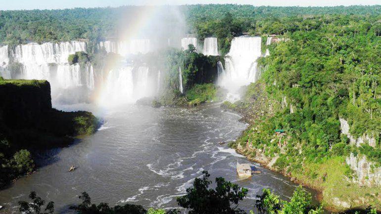 Brasil y Argentina organizan en conjunto la limpieza del río Iguazú