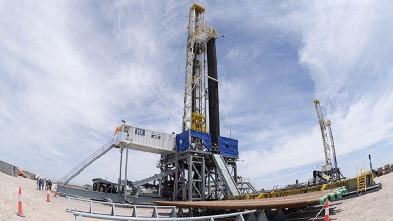 Remediaron un derrame de petróleo en el yacimiento La Amarga Chica