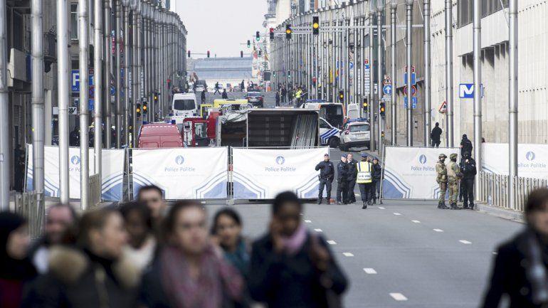 La ola de atentados dejó más de 30 muertos y cien heridos.