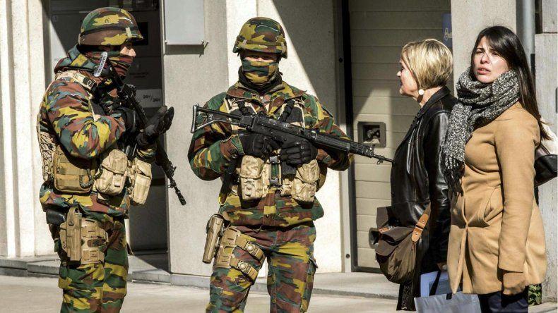 Por los atentados se elevó el nivel de alerta en todo Europa.