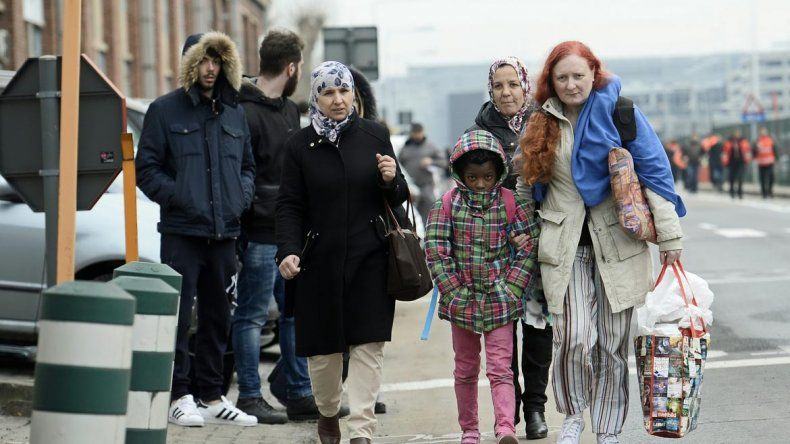 El atentado dejó más de 30 muertos y 100 heridos.
