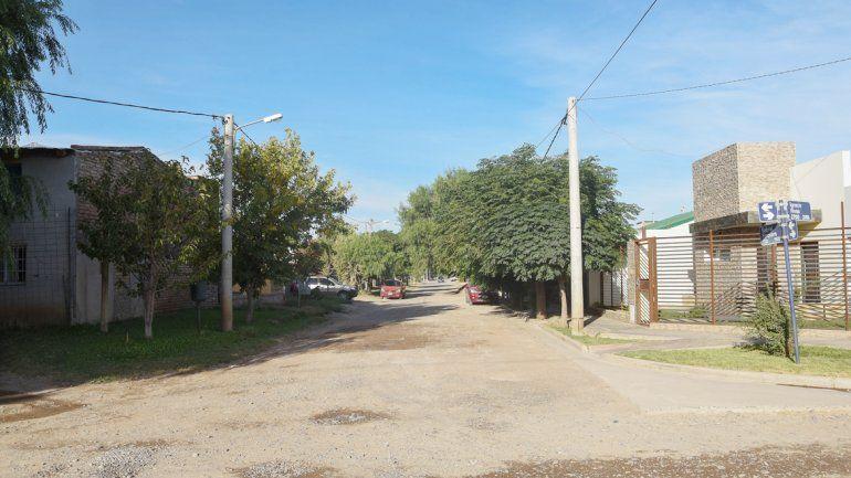 El barrio Altos del Limay tuvo un gran crecimiento durante los últimos años. Hoy la polémica pasa por el transporte.