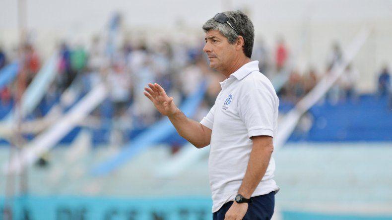El entrenador del León ya palpita el duelo ante All Boys de Santa Rosa por los octavos del torneo Federal C.