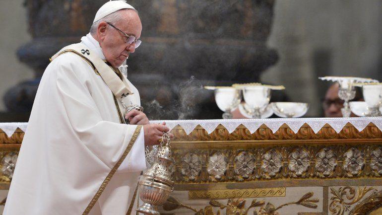 El Papa cuestionó el exceso de espiritualidades light