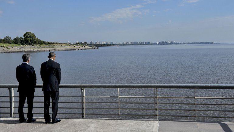Las mejores fotos de la visita de Obama a la Argentina