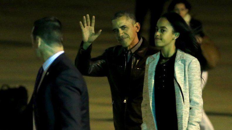 Obama dejó el país tras una visita corta pero intensa