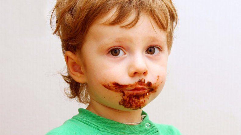 La tarde. Es el mejor momento para que los niños coman chocolate.