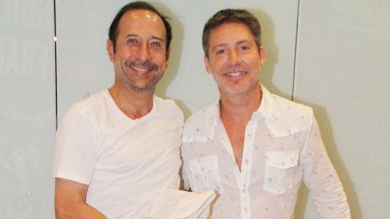 El actor confesó que quiere trabajar con Adrián Suar.