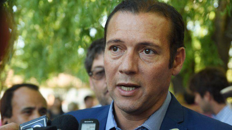 Gutiérrez tiene el compromiso de Nación para el nuevo valor para el gas.