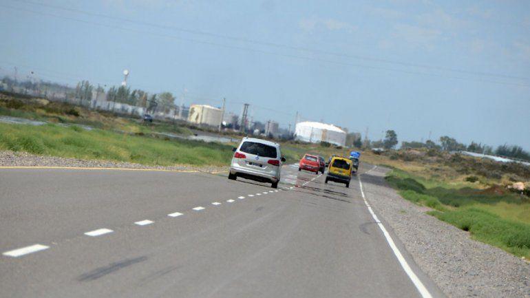 Macri prometió duplicar la red de autopistas en Argentina