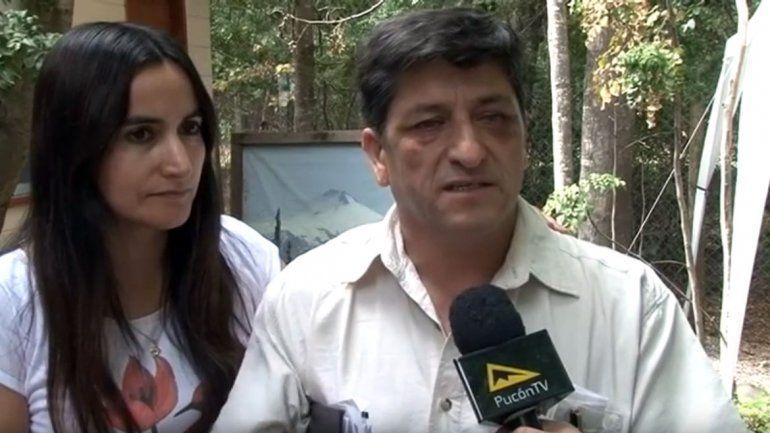 Tras 45 días, regresó el hombre que denunció la golpiza en la aduana chilena