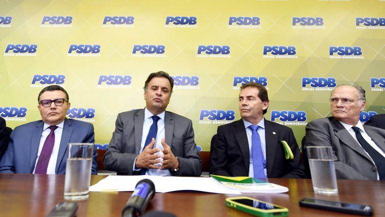 El PT se quedó sin aliados. La plana mayor del PMD anunció la ruptura y quiere a Michel Temer en la presidencia.