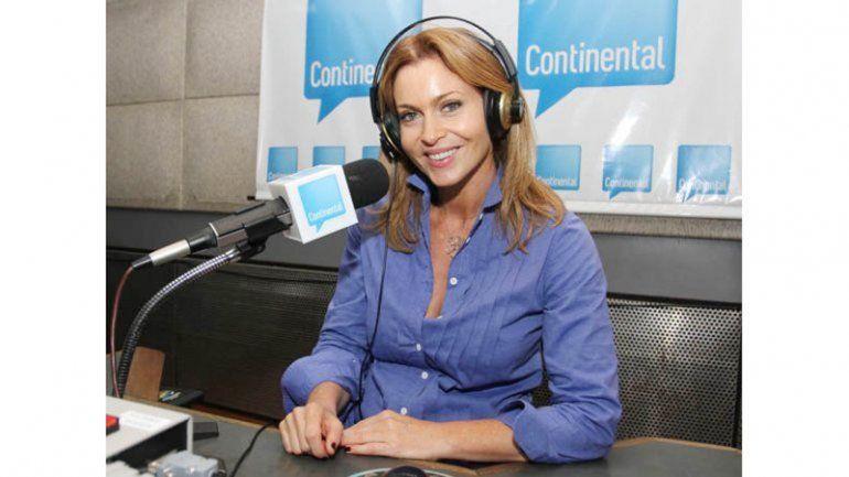 Karina Mazzoco regresa a la pantalla con un magazine matutino