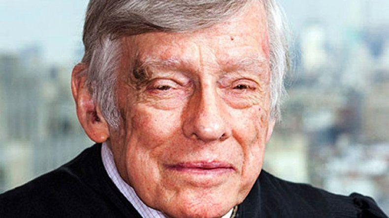 El juez de Nueva York
