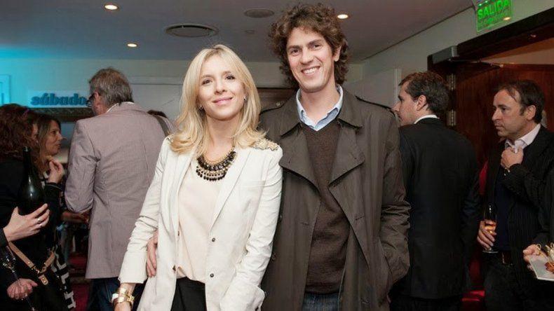 A sol y sombra. Martín Lousteau y Carla Peterson se mudarán a EE.UU.