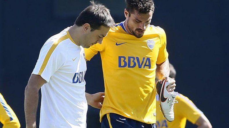 Mal pie: Osvaldo no estará ante Rafaela