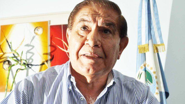 Pereyra viajará a Buenos Aires a negociar un aumento salarial.