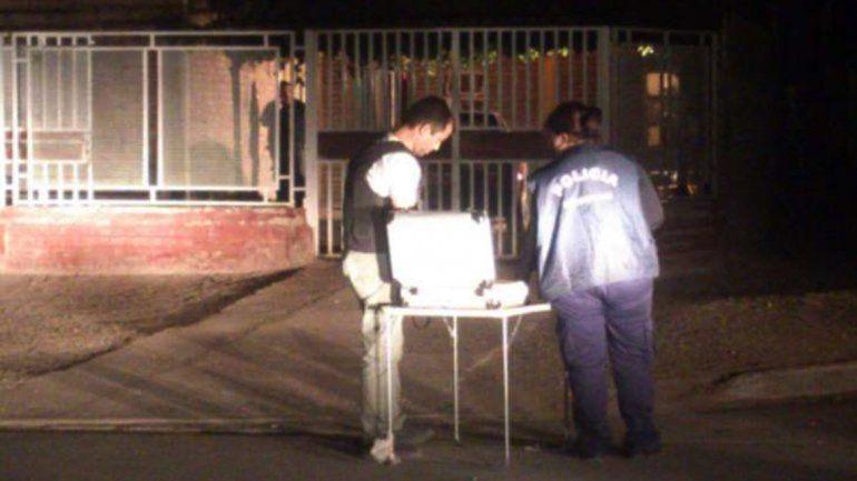 Feroz balacera entre narcos y la Policía en Cutral Co
