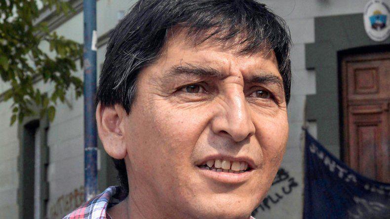 Carlos Quintriqueo dijo que la reunión fue positiva.