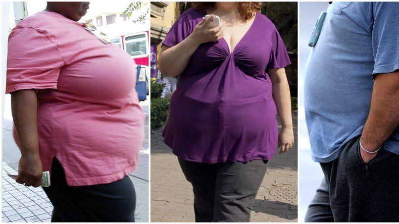 Las proyecciones de obesidad preocupan a nivel global.