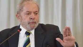 Luiz Inácio Lula da Silva, ex presidente de Brasil.
