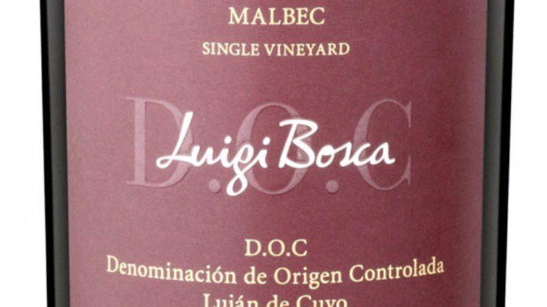 Luigi Bosca DOC Malbec (2014