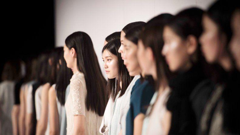 Las modelos chinas le sacan el jugo a la buena receptividad que tienen en Europa.