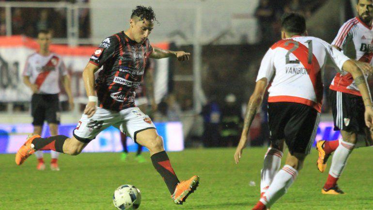 River perdió con Patronato en Paraná