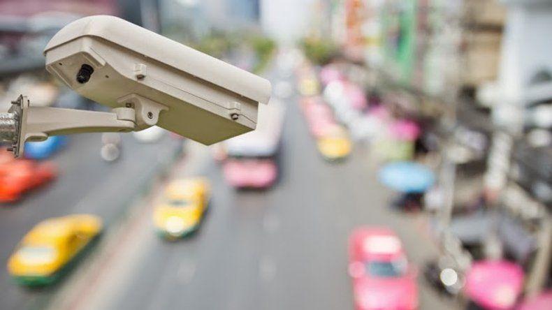 Una ciudad francesa contará con 123 equipos de vigilancia.