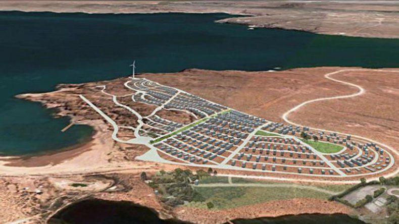 Evitar la contaminación del lago es una tarea que demandará tiempo.