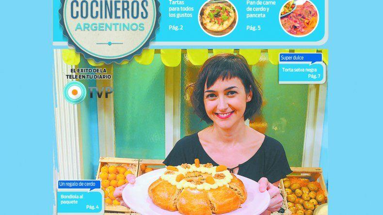Cocineros Argentinos le da una vuelta de tuerca a las roscas de pascua